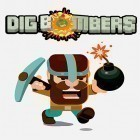Scaricare Dig bombers: PvP multiplayer digging fight per Android gratis.