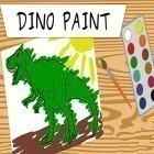 Con gioco Find The Ball per Android scarica gratuito Dino paint sul telefono o tablet.
