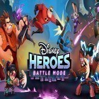 Con gioco Jewels blast crusher per Android scarica gratuito Disney heroes: Battle mode sul telefono o tablet.