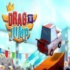 Con gioco Angry Birds Shooter per Android scarica gratuito Drag 'n' jump: Online leaderboards sul telefono o tablet.