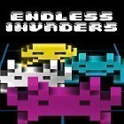 Con gioco Geometry Dash per Android scarica gratuito Endless invaders sul telefono o tablet.
