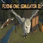 Con gioco Assassin's creed: Chronicles. China per Android scarica gratuito Flying owl simulator 3D sul telefono o tablet.