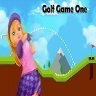 Con gioco Chalk Runner per Android scarica gratuito Golf game one sul telefono o tablet.