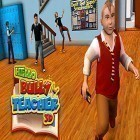 Con gioco Blocky roads per Android scarica gratuito Hello bully teacher 3D sul telefono o tablet.