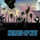Con gioco Angry Birds Shooter per Android scarica gratuito Heroes of Kaz shooter sul telefono o tablet.