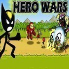 Con gioco War of mercenaries per Android scarica gratuito Heroes wars: Super stickman defense sul telefono o tablet.