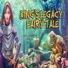 Con gioco Bin trix per Android scarica gratuito Hidden objects king's legacy: Fairy tale sul telefono o tablet.