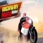 Con gioco Nonstop game per Android scarica gratuito Highway moto rider: Traffic race sul telefono o tablet.