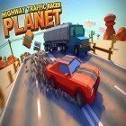 Con gioco Captain Rocket per Android scarica gratuito Highway traffic racer planet sul telefono o tablet.