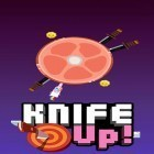 Con gioco Caves and chasms per Android scarica gratuito Knife up! sul telefono o tablet.
