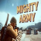 Con gioco Snake per Android scarica gratuito Mighty army: World war 2 sul telefono o tablet.