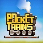 Con gioco Ceramic Destroyer per Android scarica gratuito Pocket trains sul telefono o tablet.