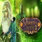 Con gioco Delicious: Emily's honeymoon cruise per Android scarica gratuito Queen's quest 3 sul telefono o tablet.