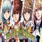 Con gioco Jewels blast crusher per Android scarica gratuito RPG Heirs of the kings sul telefono o tablet.
