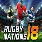 Con gioco Injustice: Gods among us v2.5.1 per Android scarica gratuito Rugby nations 18 sul telefono o tablet.