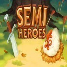 Con gioco Tappily Ever After per Android scarica gratuito Semi heroes: Idle RPG sul telefono o tablet.