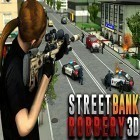 Con gioco Energetic per Android scarica gratuito Street bank robbery 3D: Best assault game sul telefono o tablet.