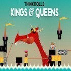 Con gioco Ping Pong per Android scarica gratuito Thinkrolls: Kings and queens sul telefono o tablet.