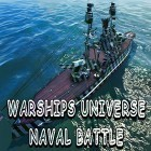 Con gioco Obama run: Rush and escape per Android scarica gratuito Warships universe: Naval battle sul telefono o tablet.
