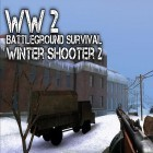 Con gioco Dragon mania per Android scarica gratuito World war 2: Battleground survival winter shooter 2 sul telefono o tablet.