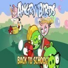 Con gioco Dungeon quest RPG per Android scarica gratuito Angry Birds Seasons Back To School sul telefono o tablet.