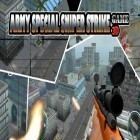 Con gioco Bubble сat: Rescue per Android scarica gratuito Army special sniper strike game 3D sul telefono o tablet.