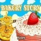 Con gioco Fling a Thing per Android scarica gratuito Bakery story: Honey sul telefono o tablet.