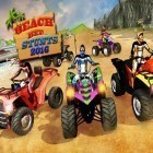 Con gioco Tappily Ever After per Android scarica gratuito Beach bike stunts 2016 sul telefono o tablet.