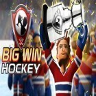Con gioco Celebrity smoothies store per Android scarica gratuito Big Win Hockey 2013 sul telefono o tablet.