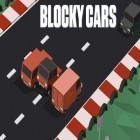 Con gioco 3d snake: Friends runner per Android scarica gratuito Blocky cars: Traffic rush sul telefono o tablet.
