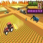 Con gioco Crown fetch escape per Android scarica gratuito Blocky plow farming harvester 2 sul telefono o tablet.