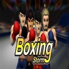 Con gioco Who is the killer: Episode II per Android scarica gratuito Boxing Storm sul telefono o tablet.