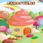 Con gioco CrazyShuttle per Android scarica gratuito Candy gems and sweet jellies sul telefono o tablet.