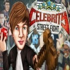 Con gioco Flippy kicks per Android scarica gratuito Celebrity: Street fight sul telefono o tablet.