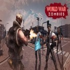 Con gioco Uphill rush New York per Android scarica gratuito Dead shot: World war zombies sul telefono o tablet.