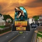 Con gioco Delicious: Emily's honeymoon cruise per Android scarica gratuito Dinosaur simulator sul telefono o tablet.