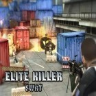 Con gioco Lion vs zombies per Android scarica gratuito Elite killer: SWAT sul telefono o tablet.