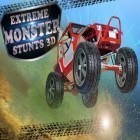 Con gioco Maya the bee: Flying challenge per Android scarica gratuito Extreme monster stunts 3D sul telefono o tablet.