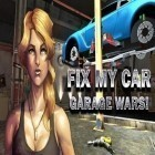 Con gioco War of legions per Android scarica gratuito Fix my car: Garage wars! sul telefono o tablet.