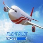 Con gioco Lair Defense: Shrine per Android scarica gratuito Flight pilot: Simulator 3D sul telefono o tablet.