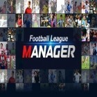 Con gioco Drawn world per Android scarica gratuito Football league: Manager sul telefono o tablet.