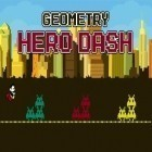 Con gioco Drawn world per Android scarica gratuito Geometry: Hero dash sul telefono o tablet.