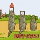 Con gioco Bubble сat: Rescue per Android scarica gratuito Grow castle sul telefono o tablet.