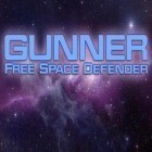 Con gioco Caves and chasms per Android scarica gratuito Gunner: Free space defender sul telefono o tablet.