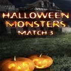 Con gioco Polarity per Android scarica gratuito Halloween monsters: Match 3 sul telefono o tablet.