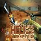 Con gioco 4x4 Safari per Android scarica gratuito Heli world war gunship strike sul telefono o tablet.