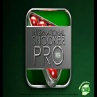 Con gioco Moon Chaser per Android scarica gratuito International Snooker Pro THD sul telefono o tablet.