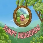 Con gioco Lep's World 3 per Android scarica gratuito Jumpy hedgehog: Running game sul telefono o tablet.