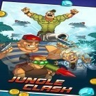 Con gioco Gravity duck per Android scarica gratuito Jungle clash sul telefono o tablet.