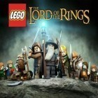 Con gioco Heroes of elements per Android scarica gratuito LEGO The lord of the rings sul telefono o tablet.